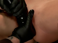 Petite Asian Bondage Virgin, Gets a Dose of Suffering