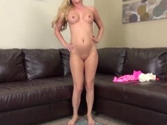 Exotic pornstar Brea Bennett in Best Blonde, Solo Girl adult video