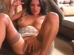 Horny porn video Solo crazy , watch it