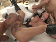 Best pornstars Kendall Karson, Rocco Siffredi, Yanick Shaft in Incredible Hardcore, Big Tits porn scene