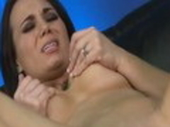 Horny pornstar Holly West in best blowjob, big tits xxx clip