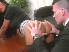 Hardcore Sex With Naughty Big Boobs Office Girl (elicia solis) mov-16