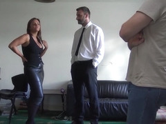 PASCALSSUBSLUTS - UK MILF Sienna Hudson Rough Fucks Master