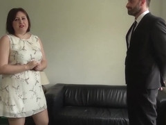 PASCALSSUBSLUTS - Busty Teen Laura Louise Ass Fucked Roughly