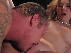 Best pornstar in Crazy Facial, Blonde porn movie