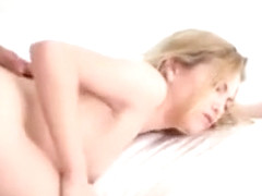 Blonde Angel Smalls Getting Wet And Wild For Hard Meat