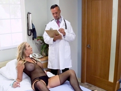 Brett Rossi In The Second Cumming Part 1