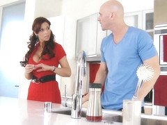 You're a Man Now, Johnny - Syren De Mer, Johnny Sins