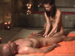 Hegre-Art: Lingam massage