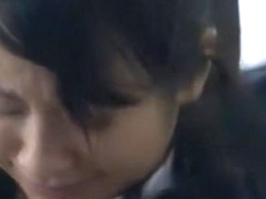 Exotic Japanese whore Ai Wakana, Yukari Ayasaki in Crazy Fingering, Public JAV clip