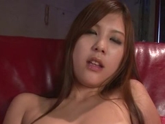 Nozomi Nishiyama seems horny and eager to play solo - More at JavHD.net