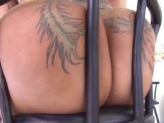 Bella Bellz Eats that Cock Well