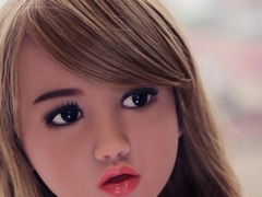 Compilation of realistic sex dolls anal blowjob features