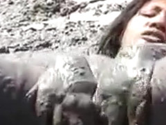Violet - Rubbing In Mud