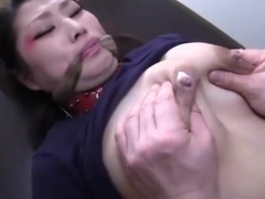 Risa Nakagawa - lactating and fucking