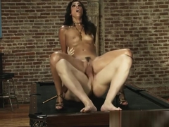 Lou Charmelle - why play pool when you can fuck my ass