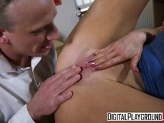 DigitalPlayground - The New Girl Episode 1 Nicolette Shea Luke Hardy