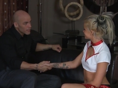 Amazing pornstars Derrick Pierce, Jessa Rhodes in Fabulous College, HD xxx clip