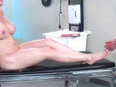 Doctor Seduced And Hard Bang A Horny Sexy Patient (Diamond Foxxx) video-07