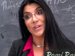 Giselle Palmer And Romi Rain In Punishable Behavior
