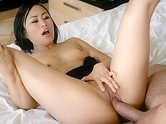 Bella Ling, Chris Charming & Cody Bangs  in Jack's Asian Adventure 03, Scene 5