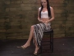 Brooklyn Daniels is Up for Slave Training with Mila Blaze & Lexy Villa