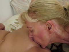 Horny pornstar Anastasia Blonde in Fabulous Grannies, Blonde adult movie
