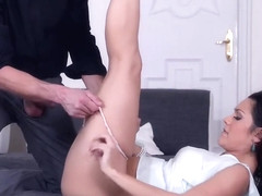Samia Duarte fell for Ben Kelly and got his dick deep inside her wet pussy
