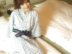 Best Japanese whore Yuria Kiritani in Horny JAV scene
