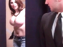 Hot Busty Mommy (Darling Danika) Love Hard Sex In Front Of Camera vid-16