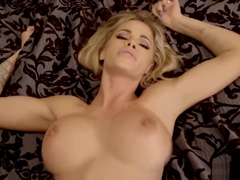 Babe Milf Jessa Rhodes Plays Around With Stepson