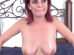 Redhead webcam barbie ashlee graham cockriding