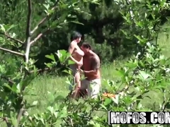 MOFOS - Pervs on Patrol - Daisey Lee - Yodeleh he OHH Fucking In The Mountains-