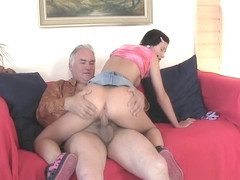 Swingeing darling s cunny drilled