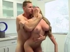Hot Dentist Corinna Gets Banged And Creamed
