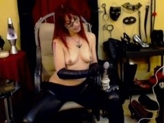 TASKMASTER performs CBT on villein thru livecam
