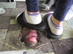 Slime Under Foot - Boyfriend's Dirty Flip Flops