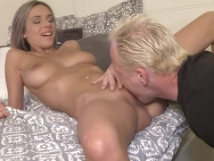 Young Mom Tracy Rides Cock