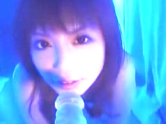 Crazy Japanese model Riri Kuribayashi in Fabulous POV, Dildos/Toys JAV video