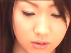 Horny Japanese whore Akari Satsuki in Fabulous Cunnilingus, Doggy Style JAV movie