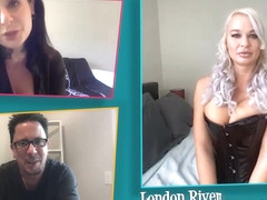 Mike & Joanna Interview London River