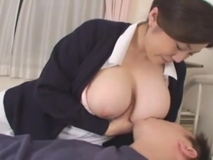 Fabulous Japanese girl Nao Nazuki, Yume Sazanami, Yukari Manaka in Incredible Masturbation, Cumsho.