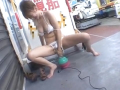Reon Otowa Crazy Asian model part6