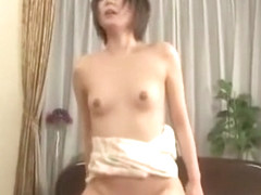 Fabulous Japanese slut Ryo Sena in Horny Masturbation JAV video