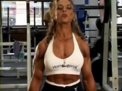 sophie doquette female muscle