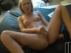 Couple porn video featuring Kiara Knight and Joey