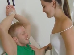 Hawt Beauty Revenges Her Cuckold Boyfriend With A Stranger