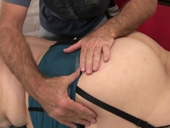 Bbw Becki Butterfly Gets A Full Body Massage