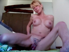 Queen Annabelle Extrem dildo pussy sexy training self fisting