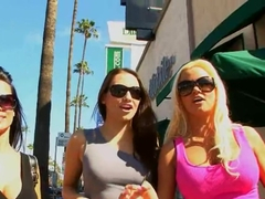 Celeste Star, Nikita Jaymes, Laura Lee in s.s.s. (shopping.sex.smiles) good times
